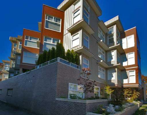 "Main Photo: 404 8915 HUDSON Street in Vancouver: Marpole Condo for sale in ""HUDSON MEWS"" (Vancouver West)  : MLS®# V674926"