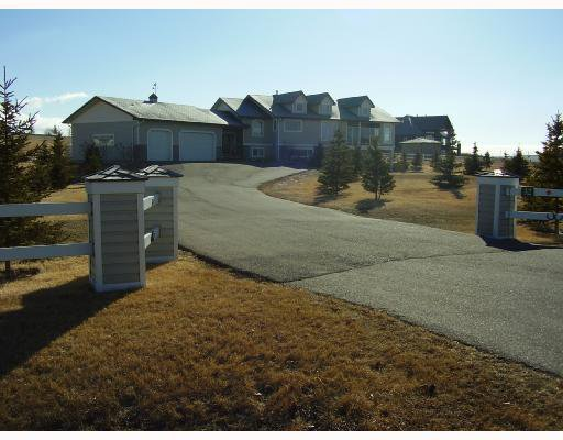 Main Photo:  in COCHRANE: Rural Rocky View MD Residential Detached Single Family for sale : MLS®# C3313901