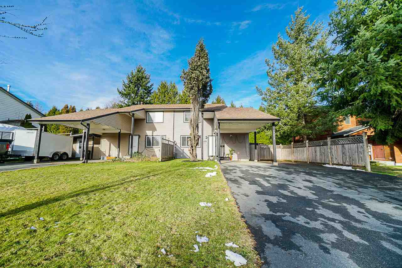 Main Photo: 13275 97 Avenue in Surrey: Whalley House 1/2 Duplex for sale (North Surrey)  : MLS®# R2427527