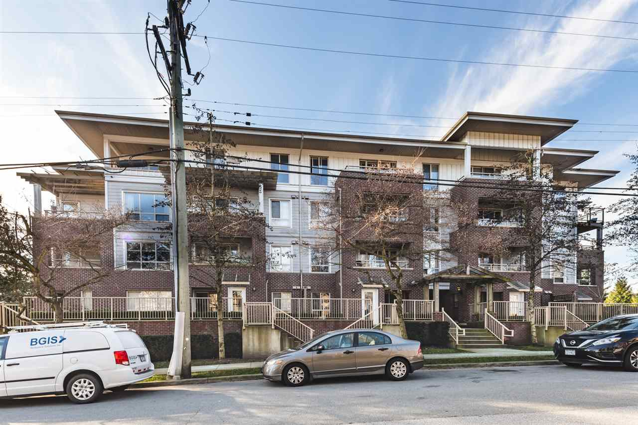 "Main Photo: 104 2228 WELCHER Avenue in Port Coquitlam: Central Pt Coquitlam Condo for sale in ""STATION HILL"" : MLS®# R2445243"