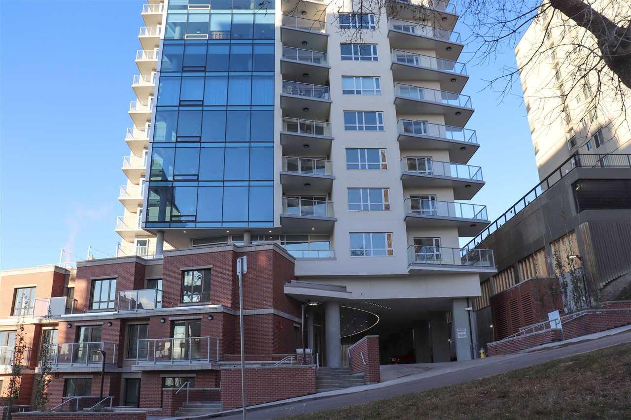 Main Photo: 906 9720 106 Street in Edmonton: Zone 12 Condo for sale : MLS®# E4199907
