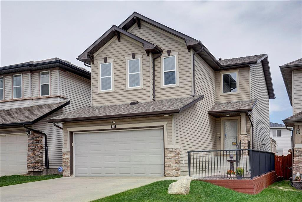 Main Photo: 38 PANATELLA Way NW in Calgary: Panorama Hills Detached for sale : MLS®# C4305268