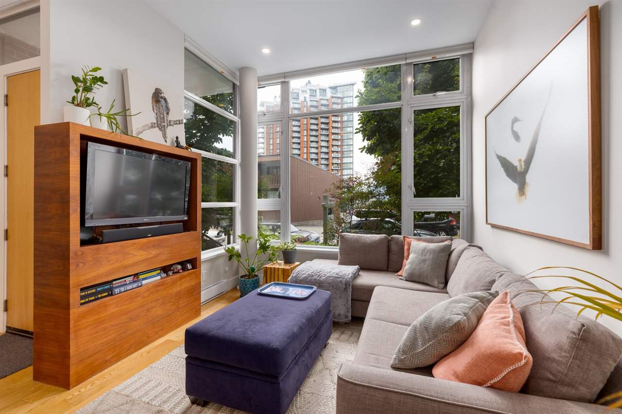 Main Photo: 290 E 11TH AVENUE in Vancouver: Mount Pleasant VE Townhouse for sale (Vancouver East)  : MLS®# R2478485