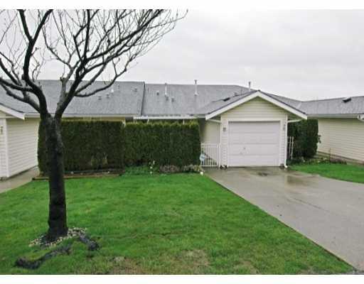 "Main Photo: 1190 FALCON Drive in Coquitlam: Eagle Ridge CQ Townhouse for sale in ""FALCON TERRACE"" : MLS®# V637162"