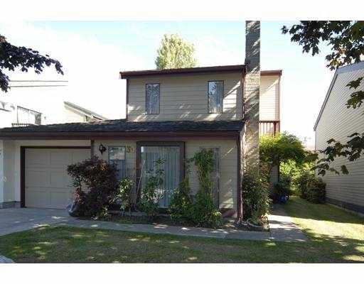 """Main Photo: 30 6245 SHERIDAN Road in Richmond: Woodwards Townhouse for sale in """"MAPLE TREE LANE"""" : MLS®# V661040"""