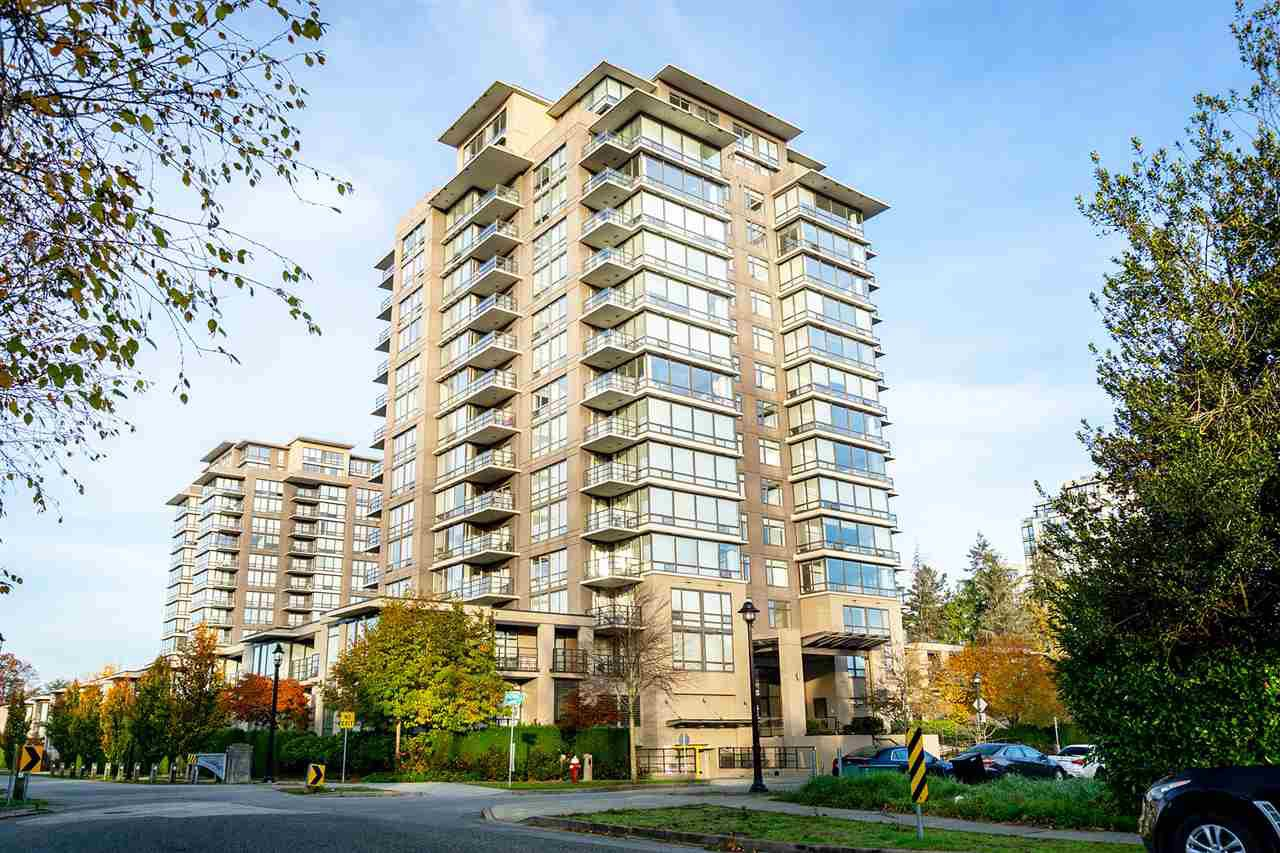 """Main Photo: 505 6333 KATSURA Street in Richmond: McLennan North Condo for sale in """"RESIDENCE ON A PARK"""" : MLS®# R2417664"""