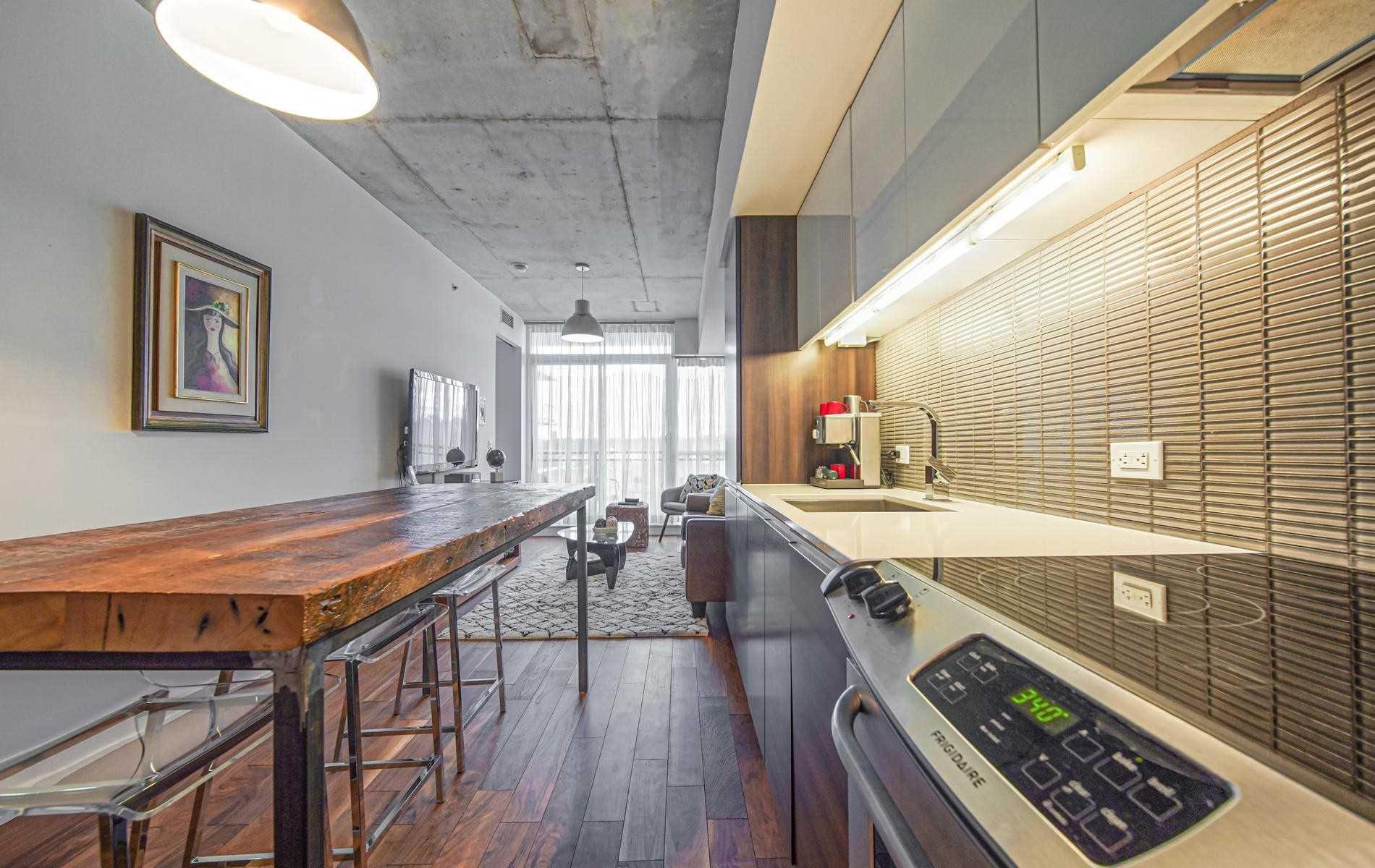 Photo 5: Photos: 702 1190 E Dundas Street in Toronto: South Riverdale Condo for sale (Toronto E01)  : MLS®# E4766173
