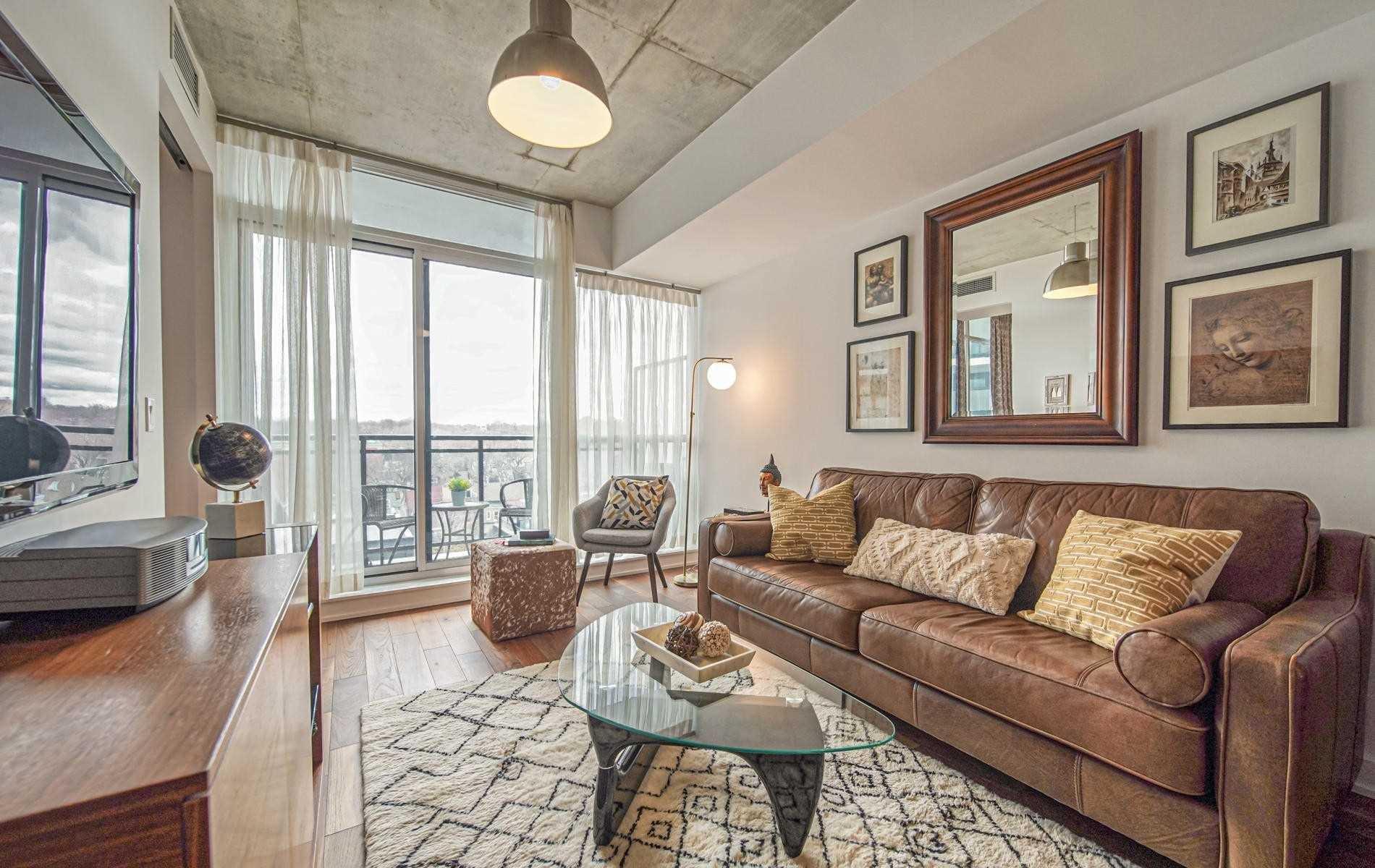 Main Photo: 702 1190 E Dundas Street in Toronto: South Riverdale Condo for sale (Toronto E01)  : MLS®# E4766173