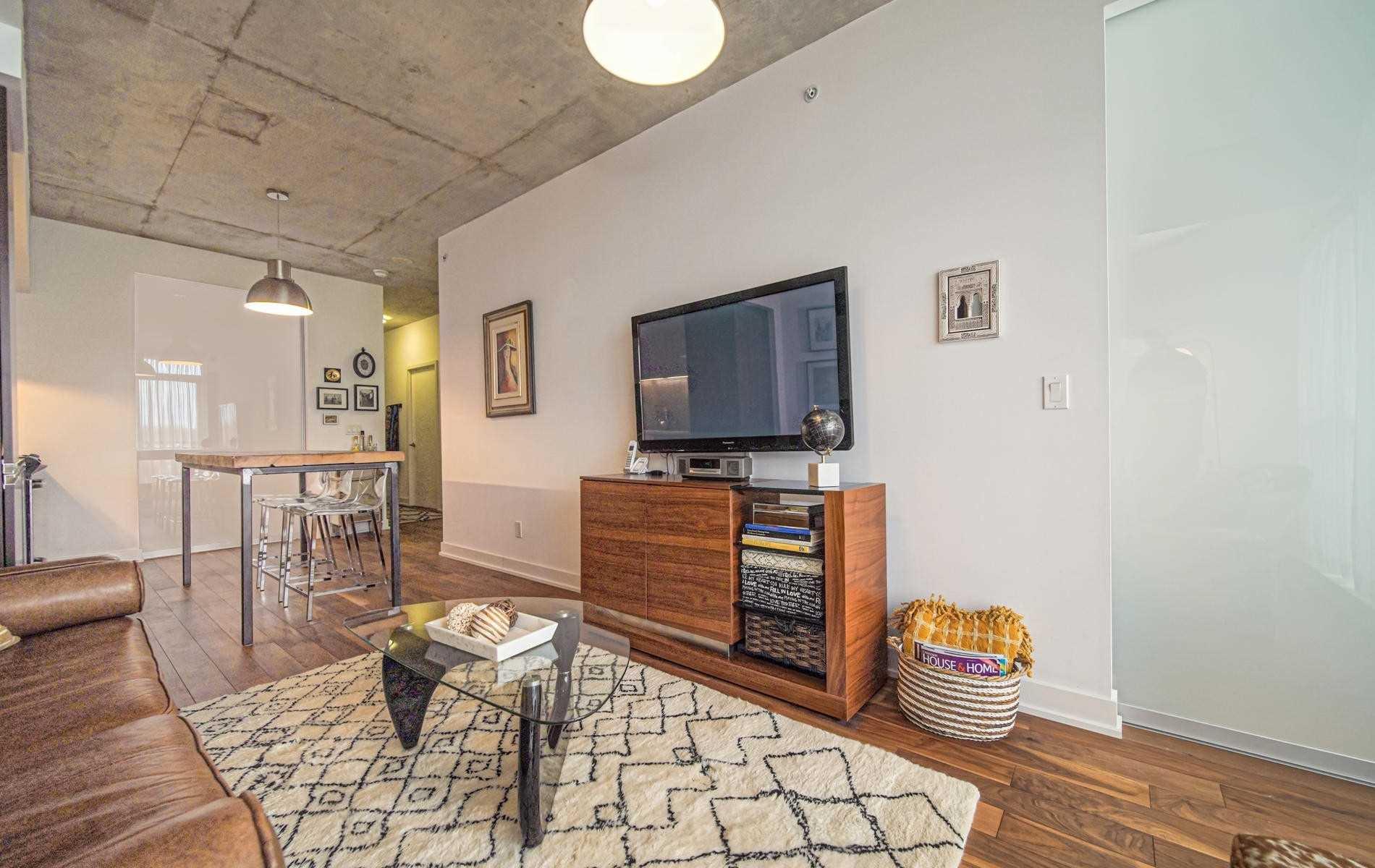 Photo 4: Photos: 702 1190 E Dundas Street in Toronto: South Riverdale Condo for sale (Toronto E01)  : MLS®# E4766173
