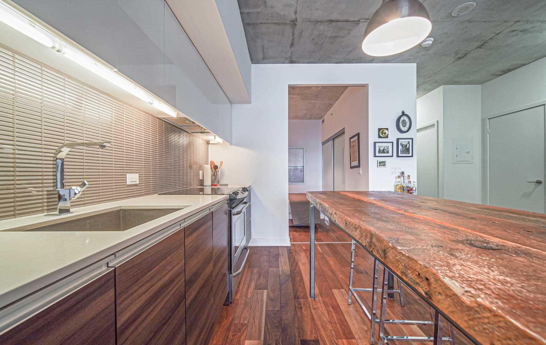 Photo 8: Photos: 702 1190 E Dundas Street in Toronto: South Riverdale Condo for sale (Toronto E01)  : MLS®# E4766173