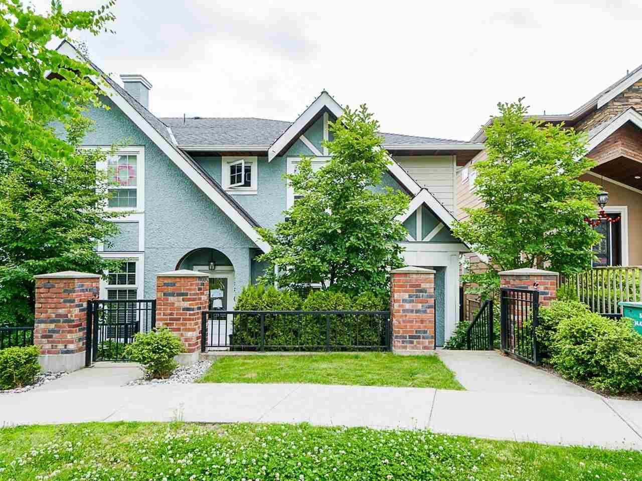 Main Photo: 3368 MASON Avenue in Coquitlam: Burke Mountain Condo for sale : MLS®# R2461987