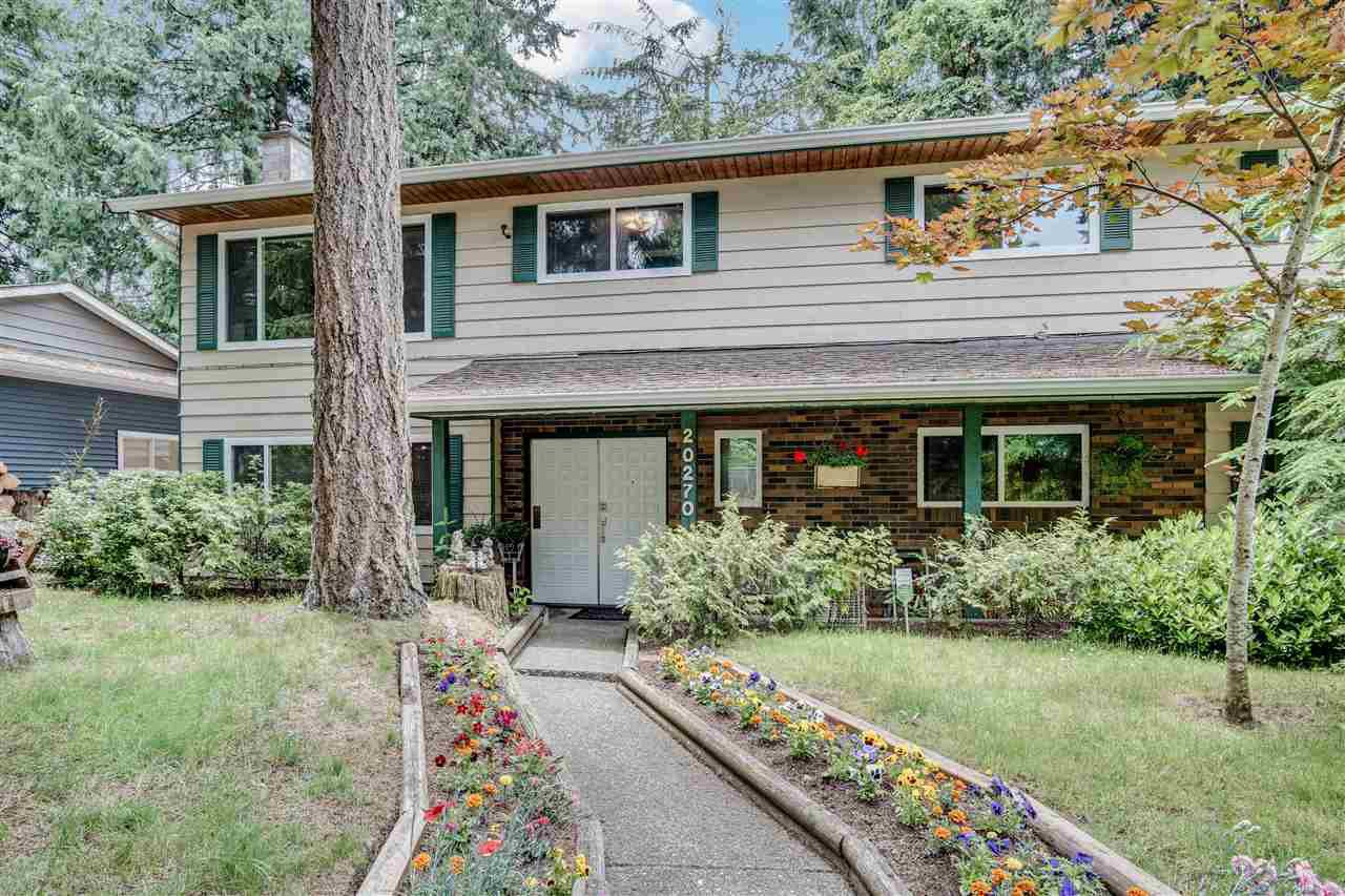 """Main Photo: 20270 46 Avenue in Langley: Langley City House for sale in """"Simonds"""" : MLS®# R2468615"""