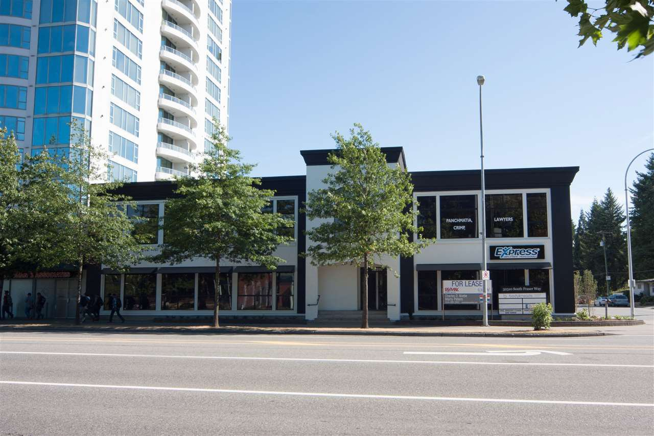 Main Photo: L03 32310 SOUTH FRASER Way in Abbotsford: Central Abbotsford Office for lease : MLS®# C8033233