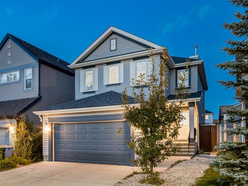 Main Photo: 1555 COPPERFIELD Boulevard SE in Calgary: Copperfield Detached for sale : MLS®# A1036352