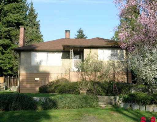 "Main Photo: 9622 TOWNLINE DI in Surrey: Royal Heights House for sale in ""ROYAL HEIGHTS"" (North Surrey)  : MLS®# F2510294"