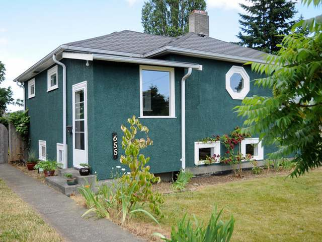 Main Photo: 655 11TH STREET in COURTENAY: Z2 Courtenay City House for sale (Zone 2 - Comox Valley)  : MLS®# 319646