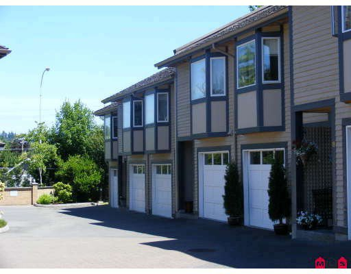 """Photo 1: Photos: 20 1828 LILAC Drive in Surrey: King George Corridor Townhouse for sale in """"Lilac Green"""" (South Surrey White Rock)  : MLS®# F2814806"""