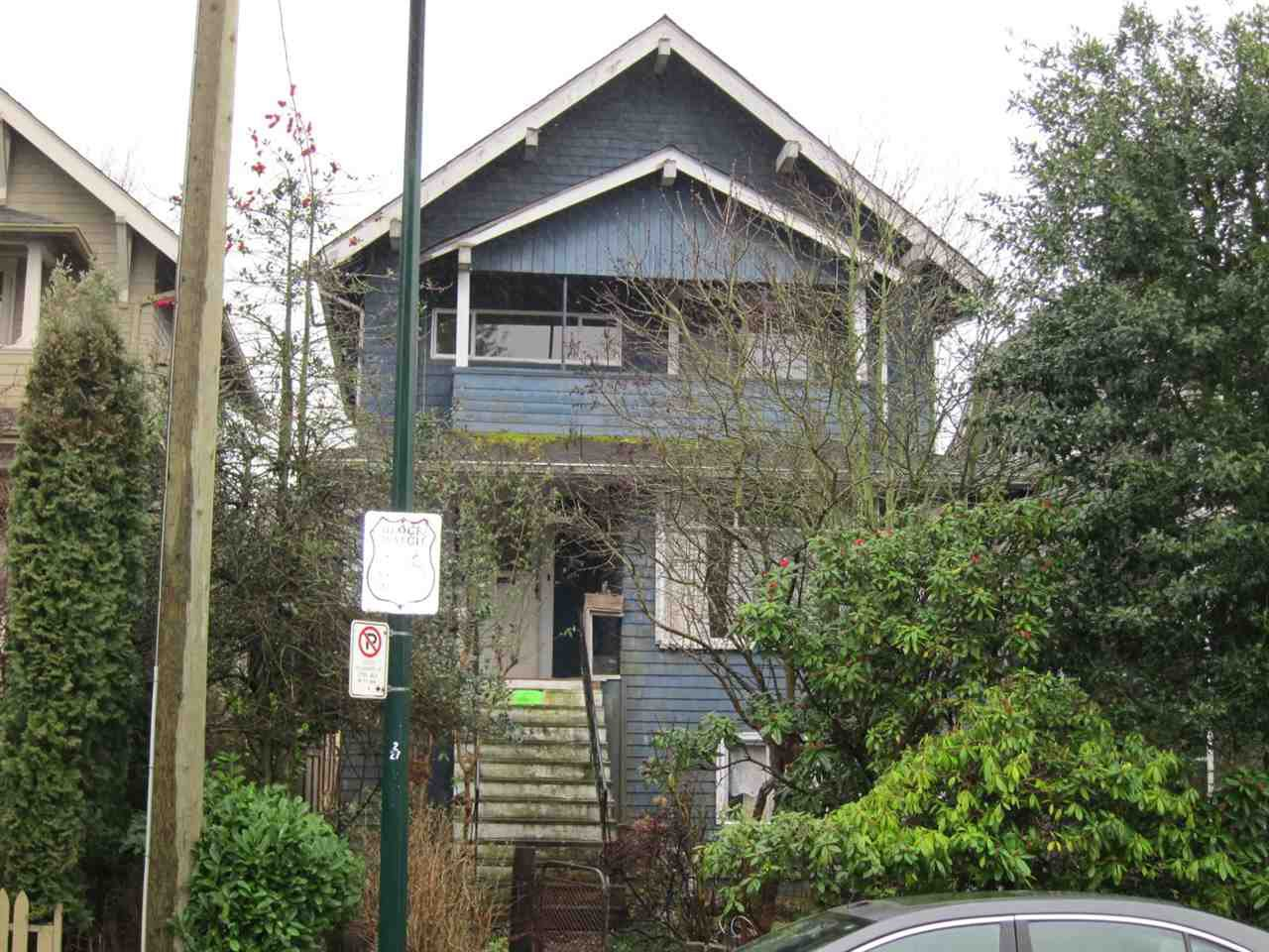 Main Photo: 2734 W 5TH Avenue in Vancouver: Kitsilano House for sale (Vancouver West)  : MLS®# R2428252