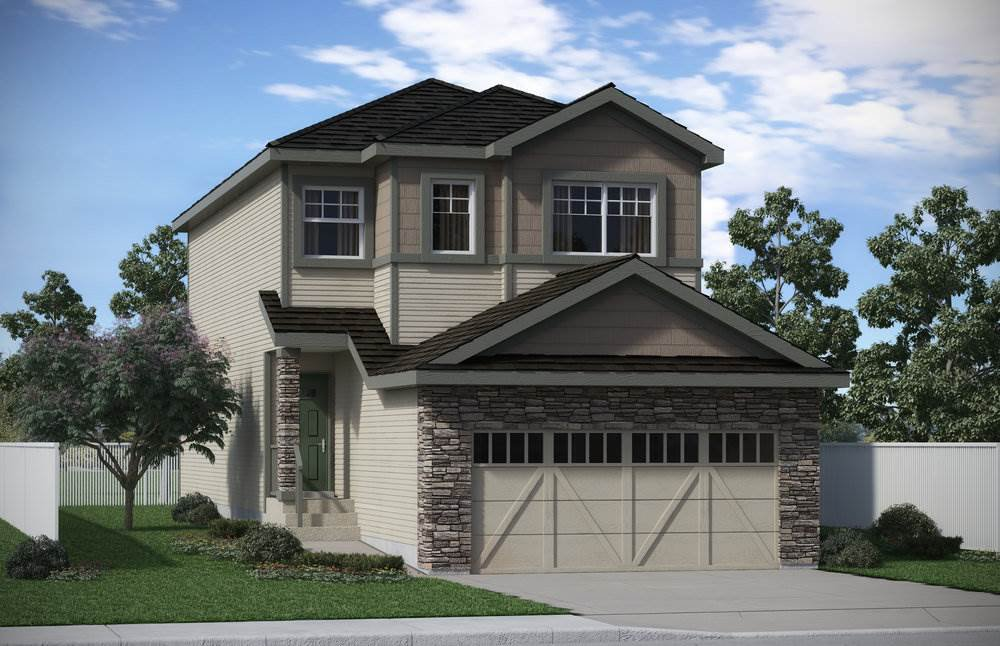 Main Photo:  in Edmonton: Zone 56 House for sale : MLS®# E4190539