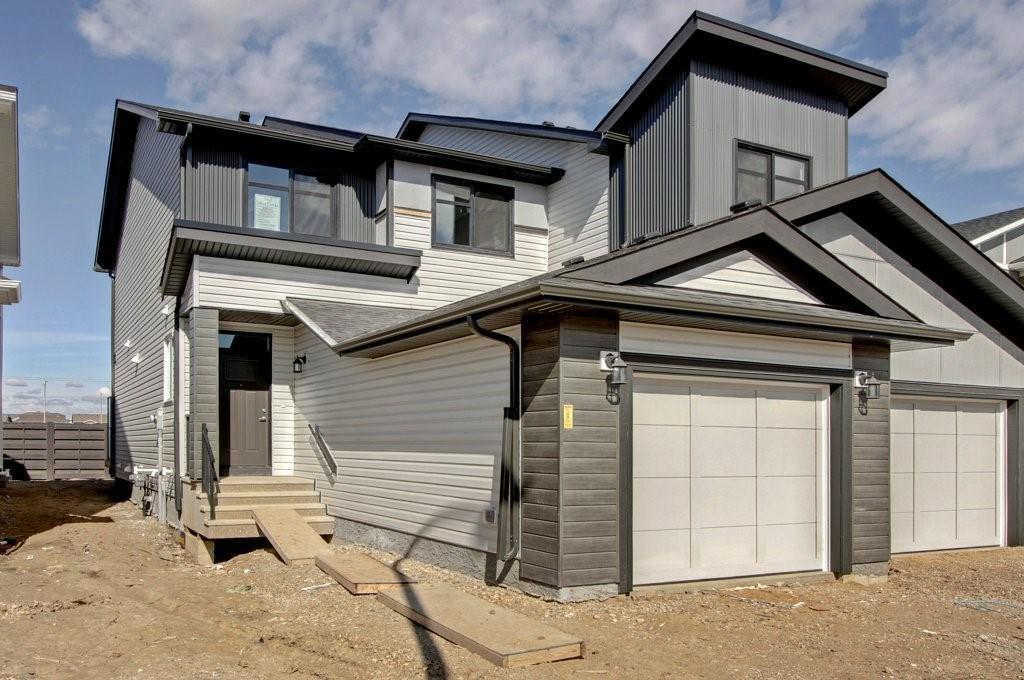 Main Photo: 968 SETON CI SE in Calgary: Seton Semi Detached for sale : MLS®# C4291573