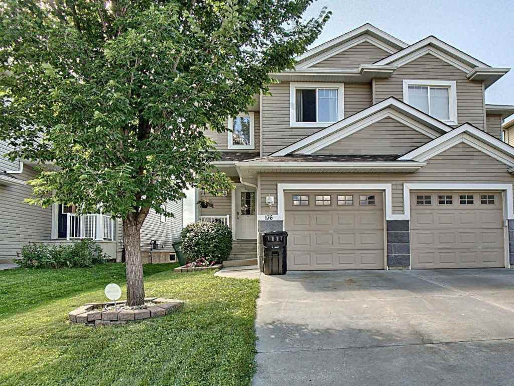 Main Photo: 176 Keystone Crescent: Leduc House Half Duplex for sale : MLS®# E4206811