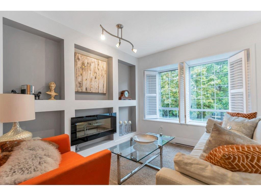 "Main Photo: 208 3755 ALBERT Street in Burnaby: Vancouver Heights Townhouse for sale in ""PRINCE ALBERT VILLAS"" (Burnaby North)  : MLS®# R2500333"