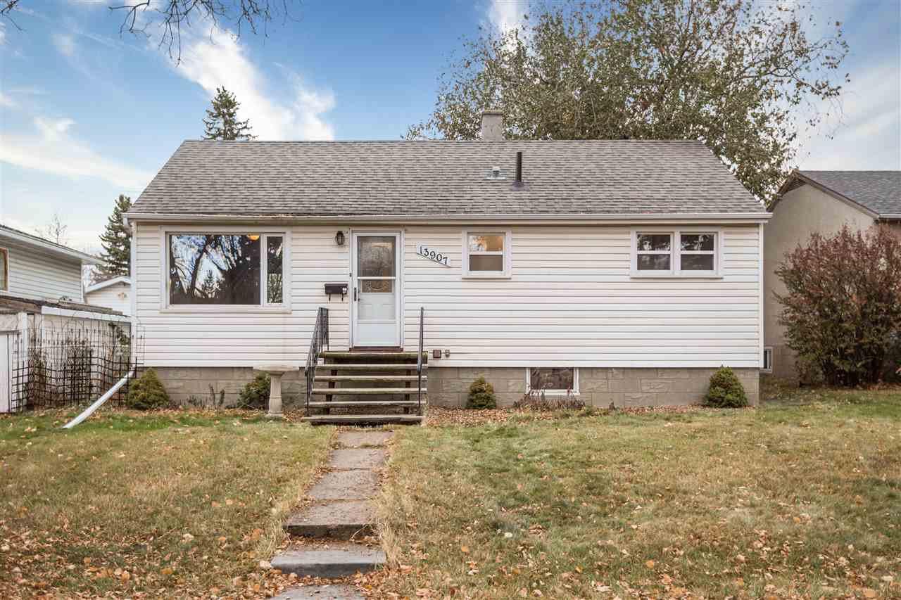 Main Photo: 13907 107A Avenue in Edmonton: Zone 07 House for sale : MLS®# E4219419