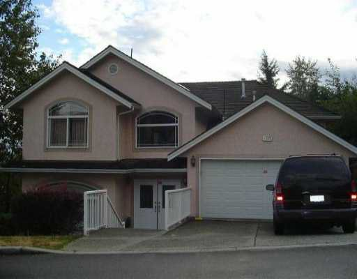 Main Photo: 321 CAPE HORN Place in Coquitlam: Cape Horn House for sale : MLS®# V637064