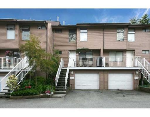 Main Photo: 557 CARLSEN PL in Port Moody: Condo for sale : MLS®# V835962