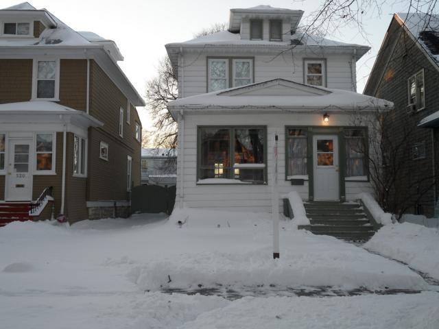 Main Photo: 524 Basswood Place in WINNIPEG: West End / Wolseley Residential for sale (West Winnipeg)  : MLS®# 1022790