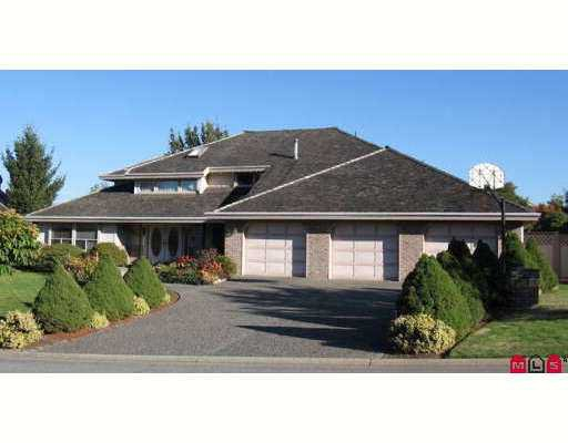 "Main Photo: 8870 164TH Street in Surrey: Fleetwood Tynehead House for sale in ""FLEETWOOD ESTATES"" : MLS®# F2721188"