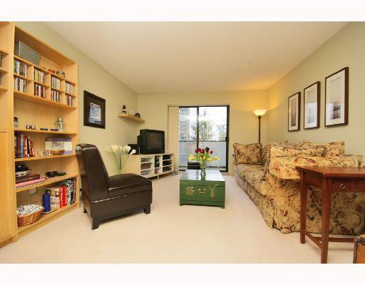 """Main Photo: 304 1396 BURNABY Street in Vancouver: West End VW Condo for sale in """"THE BRAMBLEBERRY"""" (Vancouver West)  : MLS®# V691250"""