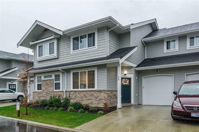 Main Photo: 54 12161 237 Street in Maple Ridge: Townhouse for sale : MLS®# R2135895