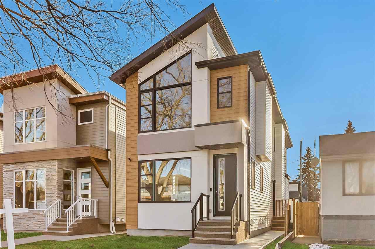 Main Photo: 9517 70 Avenue in Edmonton: Zone 17 House for sale : MLS®# E4186552