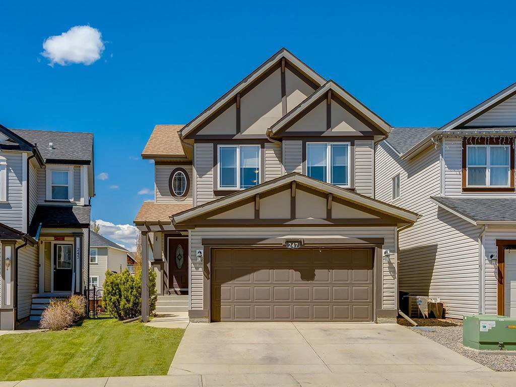 Main Photo: 247 COPPERFIELD Manor SE in Calgary: Copperfield Detached for sale : MLS®# C4297569