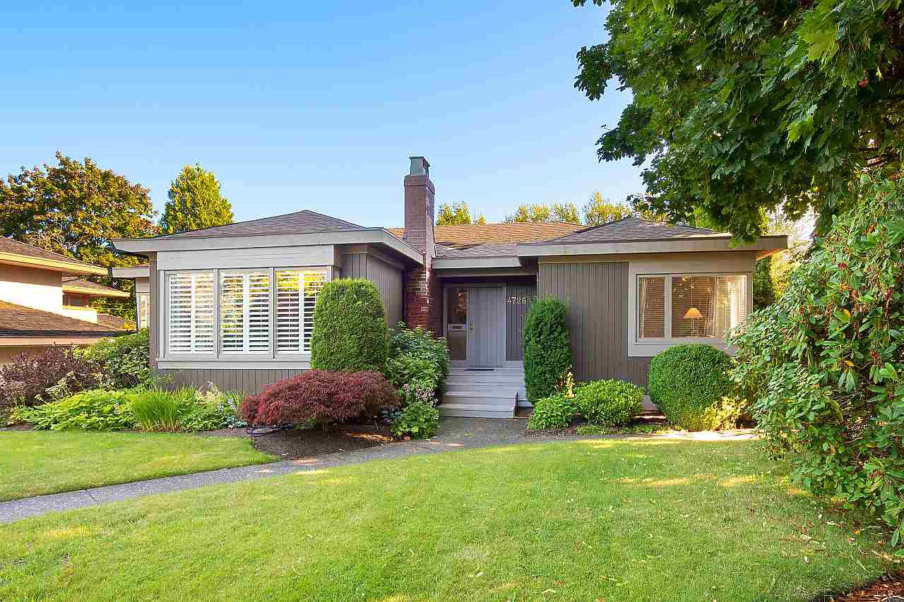 "Main Photo: 4726 W 7TH Avenue in Vancouver: University VW House for sale in ""LITTLE AUSTRALIA"" (Vancouver West)  : MLS®# R2482905"