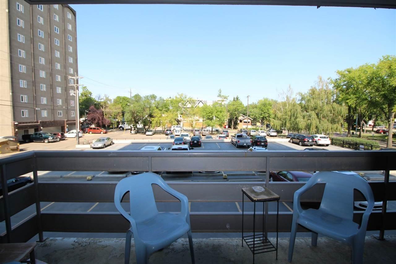Main Photo: 204 10160 116 Street in Edmonton: Zone 12 Condo for sale : MLS®# E4211098