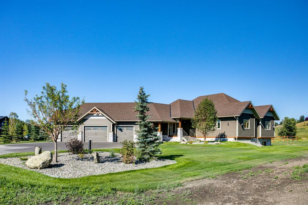 Main Photo: 354015 Meridian Street: Rural Foothills County Detached for sale : MLS®# A1058465