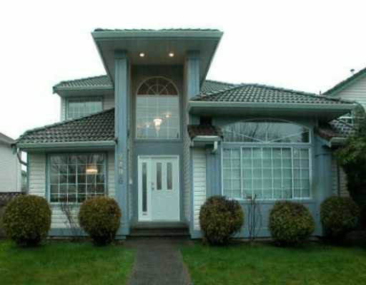 "Main Photo: 2496 COAST MERIDIAN Road in Port Coquitlam: Riverwood House for sale in ""BIRCHLAND MANOR"" : MLS®# V635754"