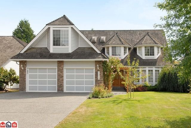 Main Photo: 14460 18A AV in Surrey: House for sale : MLS®# F1021975