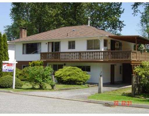 Main Photo: 3642 ST THOMAS Street in Port_Coquitlam: Lincoln Park PQ House for sale (Port Coquitlam)  : MLS®# V659941