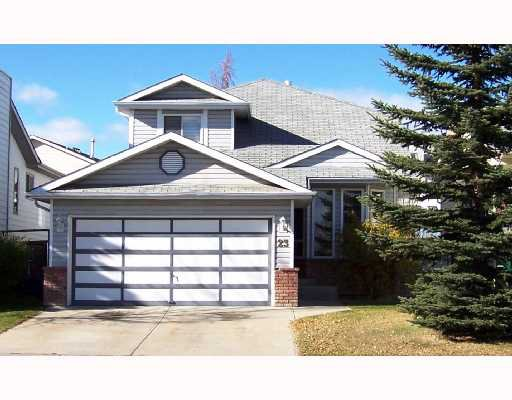 Main Photo:  in CALGARY: Shawnessy Residential Detached Single Family for sale (Calgary)  : MLS®# C3292765