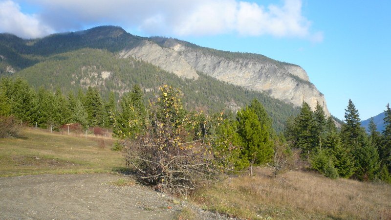 Photo 2: Photos: 422 Richview Road in Tappen / Sunny Brae: Shuswap Land Only for sale (Sunny Brae / Tappen)  : MLS®# 9181758