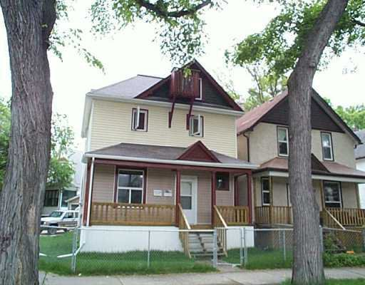 Main Photo: 279 AUSTIN Street North in WINNIPEG: North End Residential for sale (North West Winnipeg)  : MLS®# 2802241