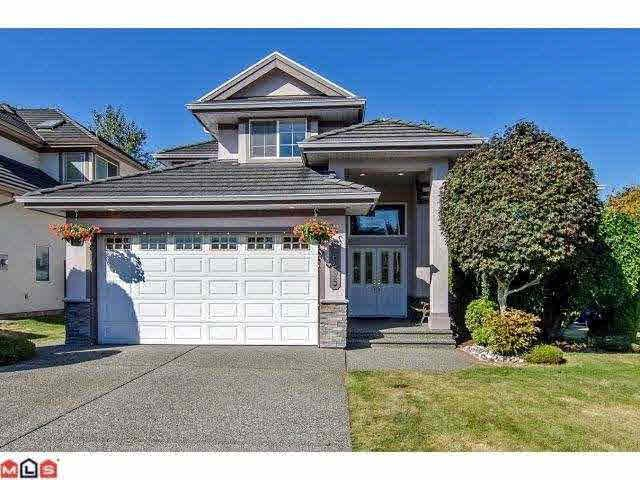 Main Photo: 16495 108B AVENUE in : Fraser Heights House for sale : MLS®# F1223196