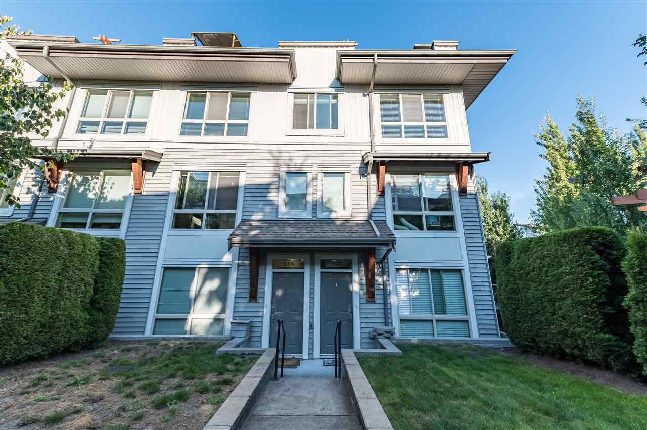 "Main Photo: 159 6671 121 Street in Surrey: West Newton Townhouse for sale in ""SALUS"" : MLS®# R2492392"