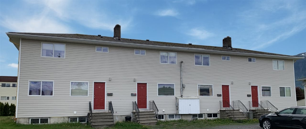 Main Photo: 16 LITTLE WEDEENE Street: Kitimat Multi-Family Commercial for sale (Kitimat (Zone 89))  : MLS®# C8034098