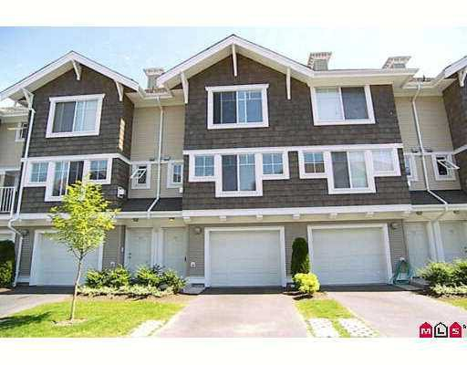"""Main Photo: 80 20760 DUNCAN Way in Langley: Langley City Townhouse for sale in """"Wyndham Lane"""" : MLS®# F2714085"""