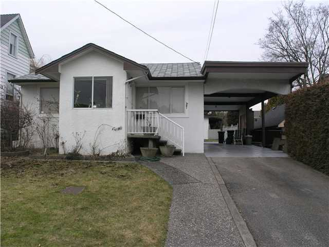 "Main Photo: 407 Shiles Street in New Westminster: The Heights NW House for sale in ""THE HEIGHTS"" : MLS®# V867813"
