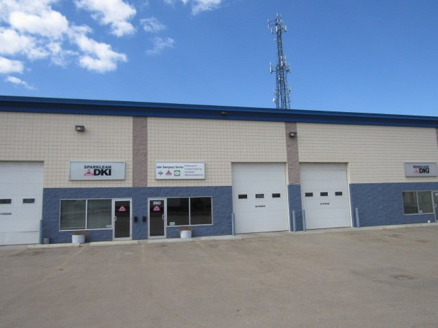 Main Photo: 260 6 Renault Crescent: St. Albert Industrial for lease : MLS®# E4165786